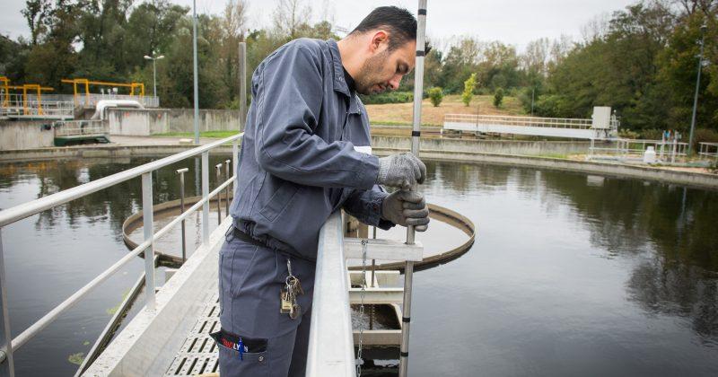 Les métiers de l'eau