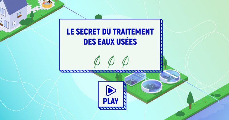 Le secret du traitement des eaux usées