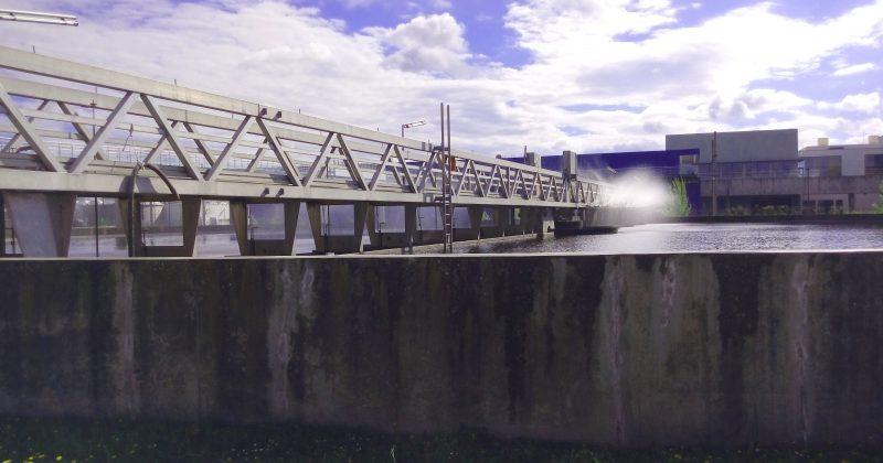 Le fonctionnement d'une station de traitement des eaux usées