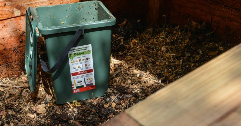 De la réduction au tri des déchets : actions en cours engagées par la métropole de Lyon !